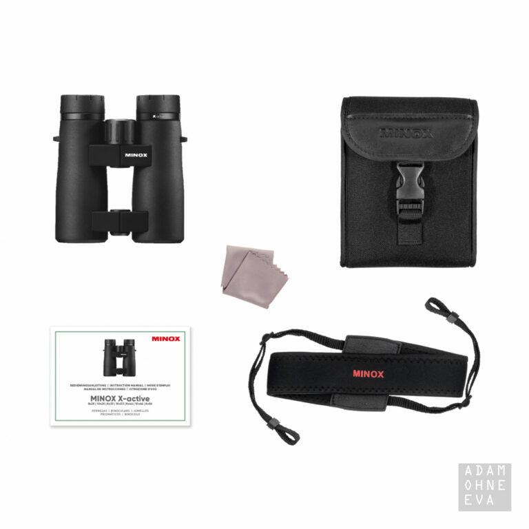 Outdoor-Fernglas X-active 8 x 25, MINOX | Geschenke für Männer zum Geburtstag
