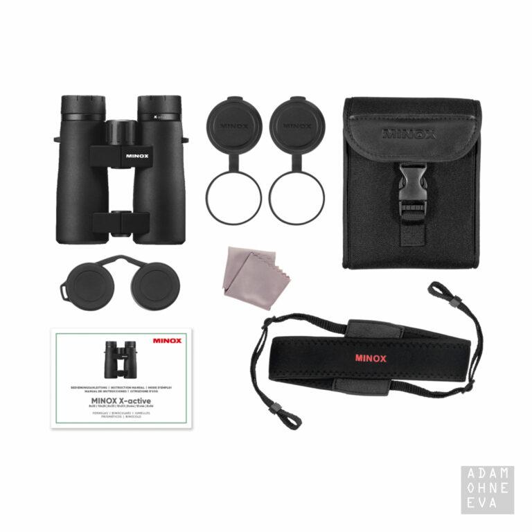 Outdoor-Fernglas X-active 10 x 44, MINOX | Geschenke für Männer