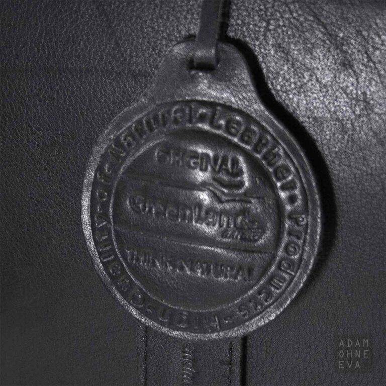 Aktentasche aus Leder (Serie Black Nappa), Greenland | Geschenke für Männer