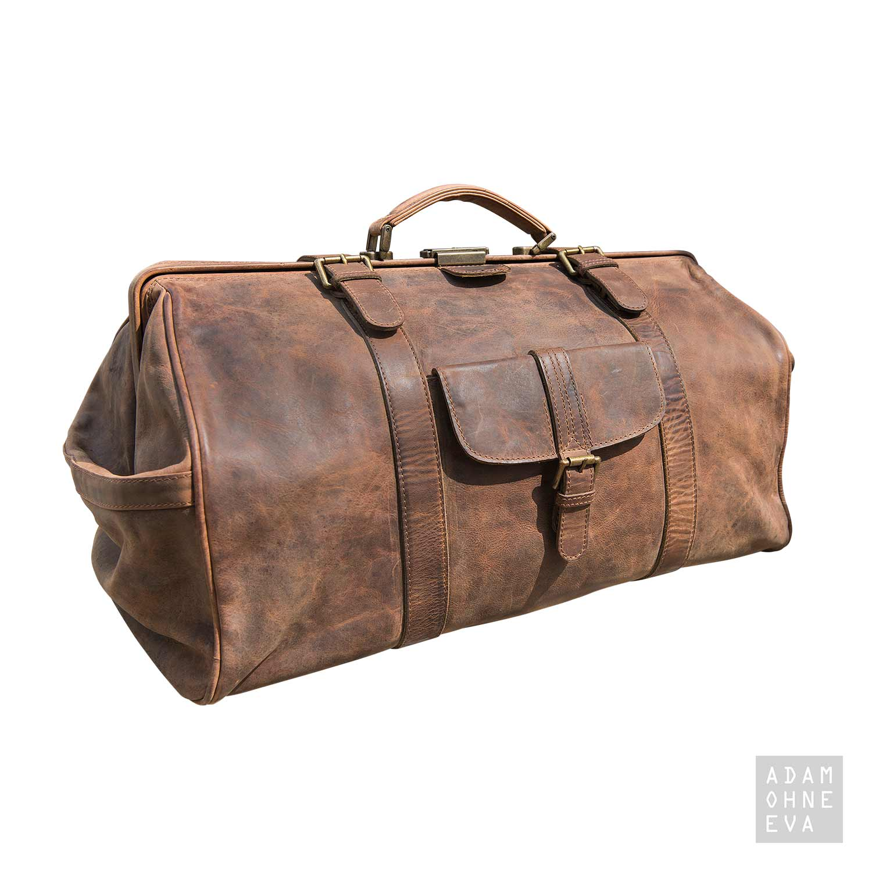 hochwertige reisetasche aus leder serie montenegro. Black Bedroom Furniture Sets. Home Design Ideas