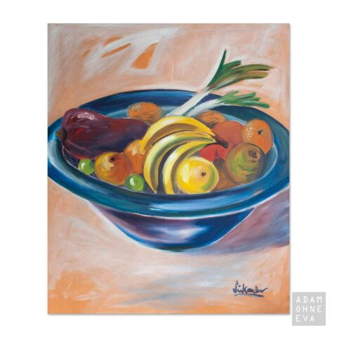 "Original-Gemälde ""Fruits for my Day"", Eckhard Siekmann 
