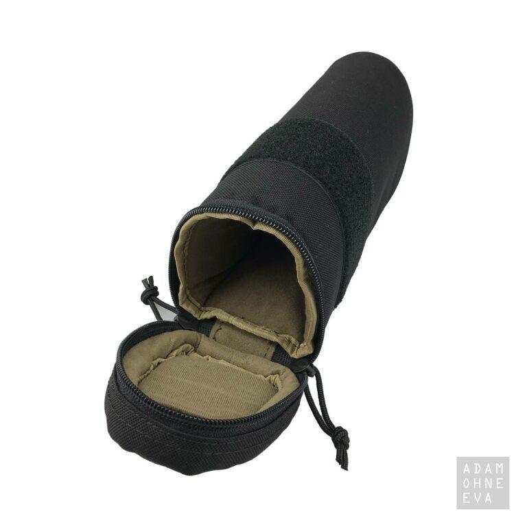 Keiler / Merlin-35/42 Einsatztasche, schwarz, LIEMKE | Männergeschenke